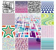 شکل های هندسی در طراحی وب